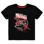 T-Shirt Spiderman Miles Morales