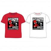T-Shirt Spiderman Power Sortida