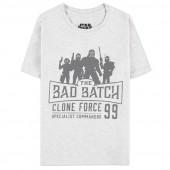 T-Shirt Star Wars Clone Force The Bad Batch