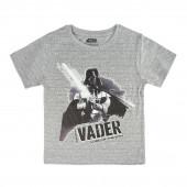 T-shirt Star Wars Darth Vader Cinza