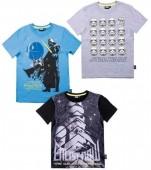T-shirt Star Wars Darth Vader Enlist Now sortido