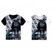T-shirt Star Wars Disney - Sortido