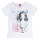 T-Shirt Top Model - Love