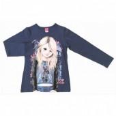 T-shirt Top Model - Marinho