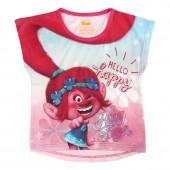 T-shirt  Trolls - Hello Happy