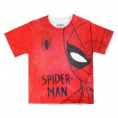 T-Shirt vermelha premium Spiderman Marvel