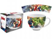 Taça Cerâmica Avengers