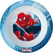 Taça Marvel Spiderman Microondas