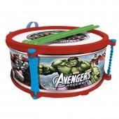 Tambor Avengers Marvel