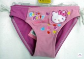 Tanga de Bébé Hello Kitty