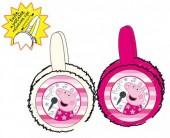 Tapa orelhas Porquinha Peppa - Sortido