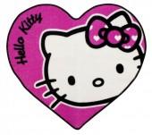 Tapete Hello Kitty Coração