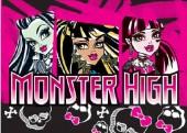 Tapete Monster High