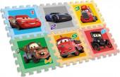 Tapete Puzzle Eva Cars 90x60cm