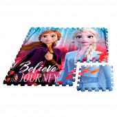 Tapete Puzzle Eva Frozen 2
