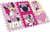 Tapete Puzzle Eva Minnie Mouse 90x60cm