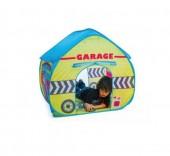 Tenda Garagem c/ Tapete de Actividade - Pop-it-Up