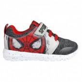 Ténis atacador e velcro Spiderman