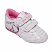 Tenis Brancos Hello Kitty