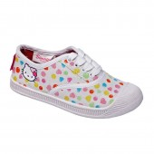 Tenis Lona Hello Kitty