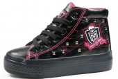 Tenis Monster High Solta Alta