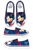 Ténis sabrinas de Mickey Mouse - Sortido