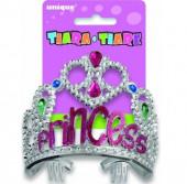 Tiara Princess Prateada