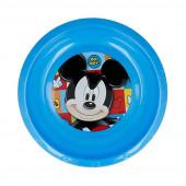 Tigela Plástico Mickey Oh Boy