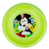 Tigela Plástico Mickey