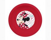 Tigela Plástico Minnie Disney