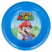 Tigela Plástico Super Mario