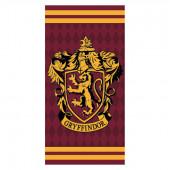 Toalha Algodão Harry Potter Gryffindor