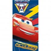 Toalha Cars Disney - Piston Cup