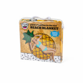 Toalha de Praia Ananas