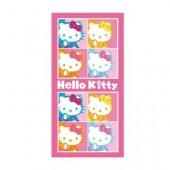 Toalha de Praia Hello Kitty Pop Art