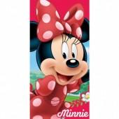 Toalha de Praia Piscina Minnie Disney Hello