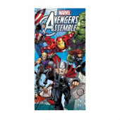 Toalha em algodão Avengers Assemble