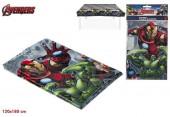 Toalha Festa Avengers Marvel