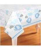 Toalha Festa Azul Baby Shower