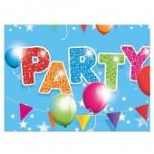 Toalha Festa Fabulous Party