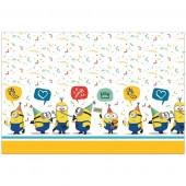 Toalha Festa Minions The Rise of Gru