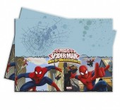 Toalha Festa Spiderman Web Warriors