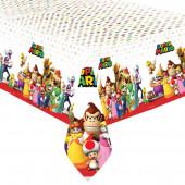 Toalha Festa Super Mário