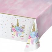 Toalha Festa Unicorn Baby