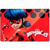 Toalha Ladybug Papel 120x180mm