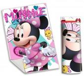 Toalha mãos Minnie Mouse