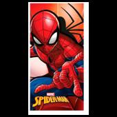 Toalha micro fibra praia piscina Spiderman