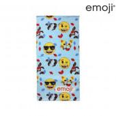 Toalha Microfibra Emoji