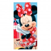 Toalha Microfibra Minnie Disney - Sweet