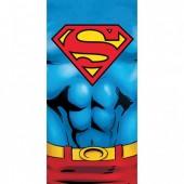 Toalha Microfibra Superman